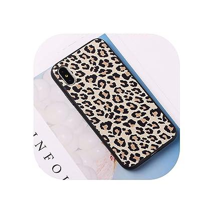 Amazon.com: Fashion Sexy Leopard Print Panther Soft TPU ...
