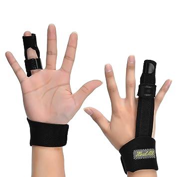 Amazon Com Trigger Finger Splint For Middle Finger Pinky Finger