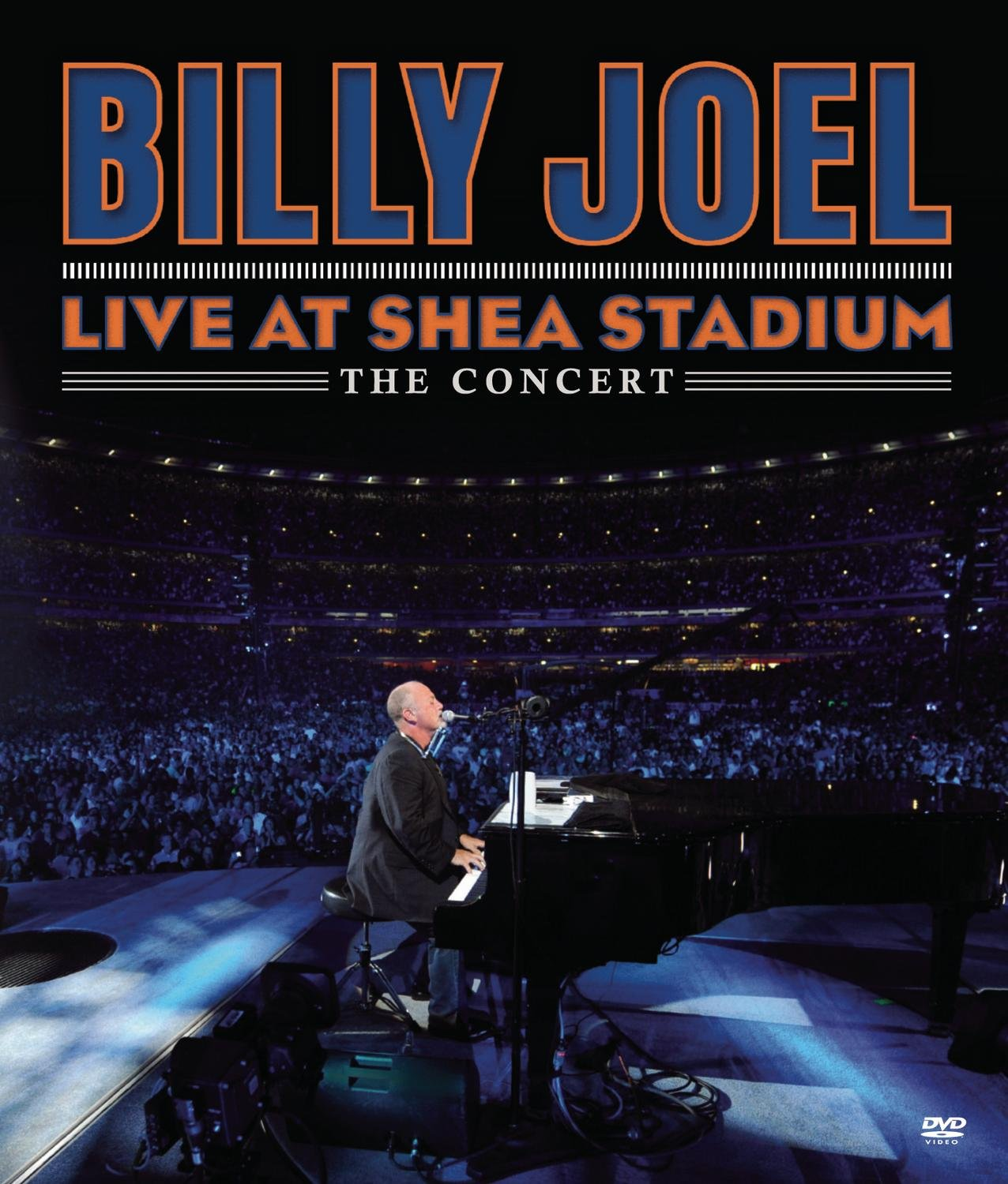 DVD : Billy Joel - Live at Shea Stadium (Super Jewel Box)