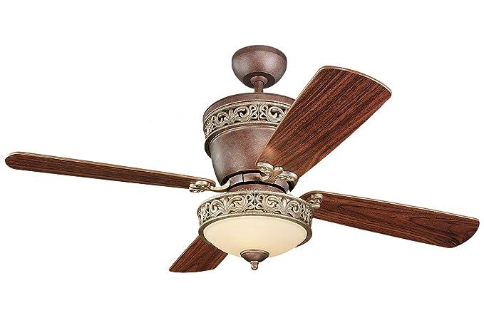 Monte carlo 4vg4228tbd l villager flush mount ceiling fan with monte carlo 4vg4228tbd l villager flush mount ceiling fan with light aloadofball Gallery