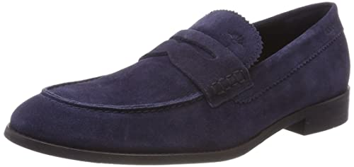 Joop! Mens Kleitos Lfo 2 Loafers Blue (dark blue) 8.5 UK