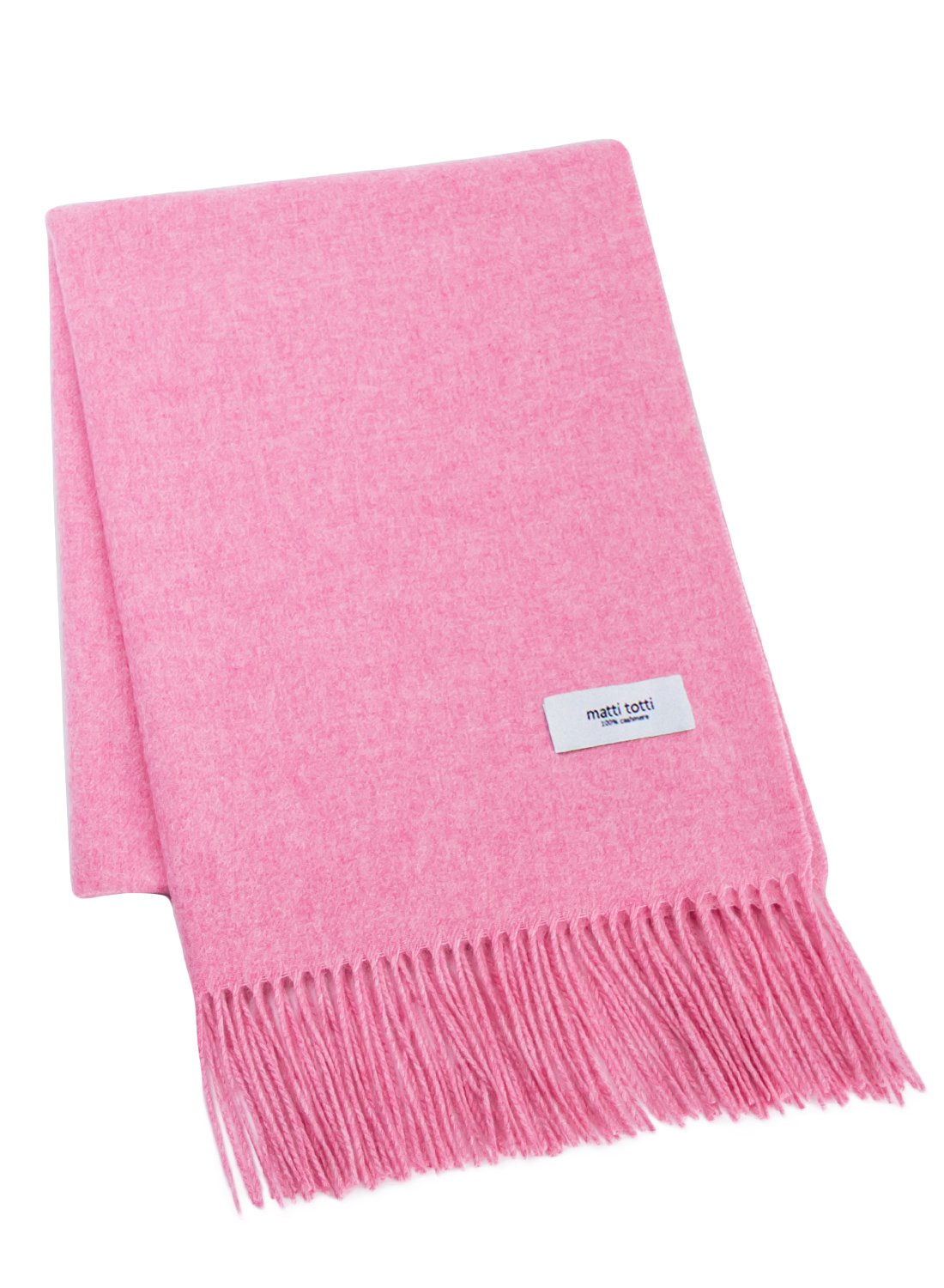 Pale Pink 100% Cashmere Shawl Stole Women Gift Scarves Wrap Blanket A1814B1-18