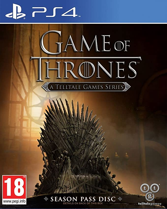 Game of thrones - A telltale games series: Amazon.es: Videojuegos