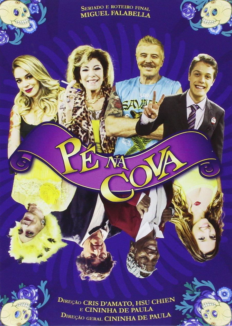 DVD : PE NA COVA UITIMA TEMPORADA - Pe Na Cova: Uitima Temporada (DVD)
