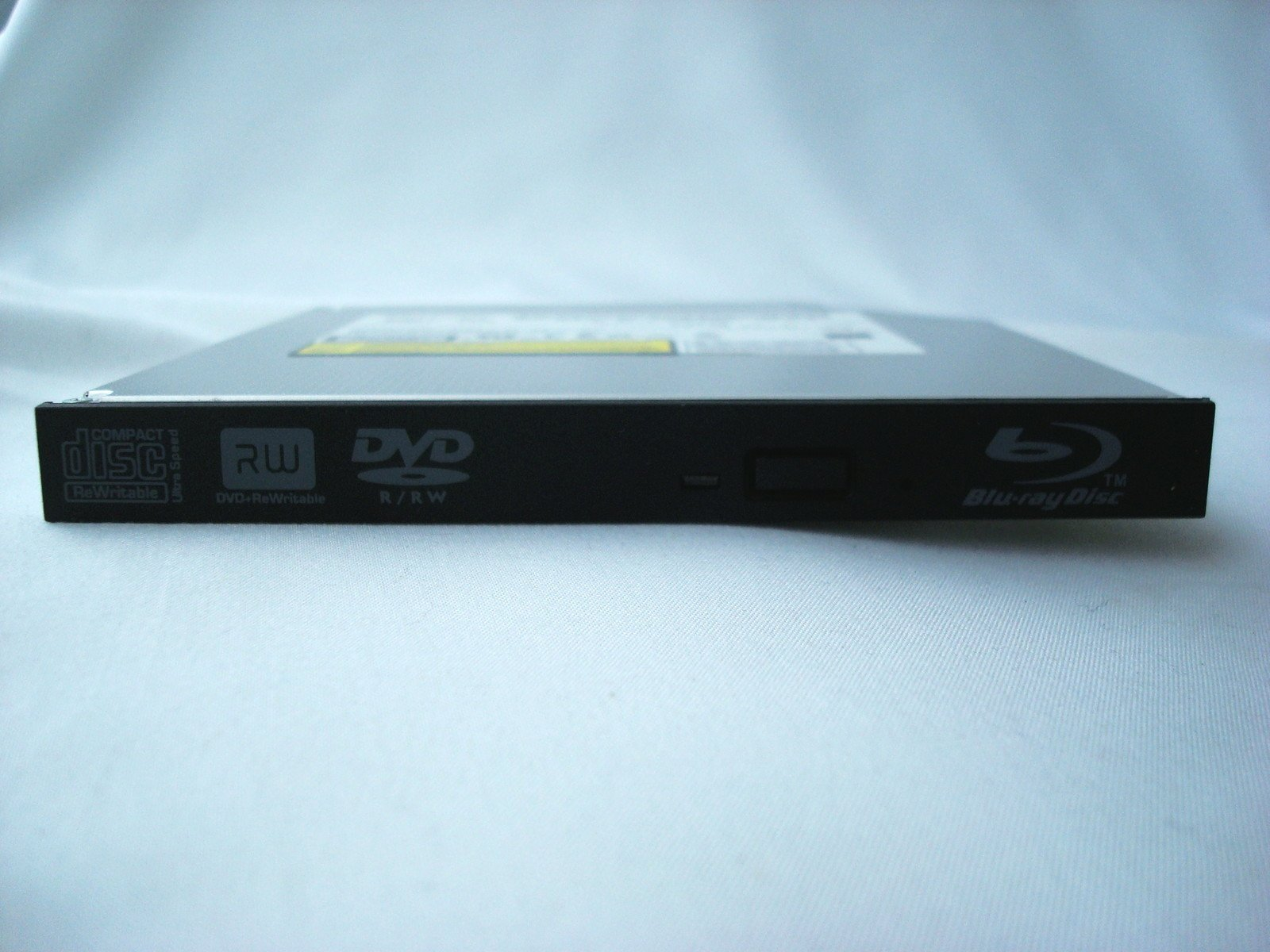 PC-Mart 12.7mm UJ-240, UJ240 6X Blu-Ray Burner Player BD-RE/8x DVD±RW DL SATA Laptop CD Drive by PC-Mart