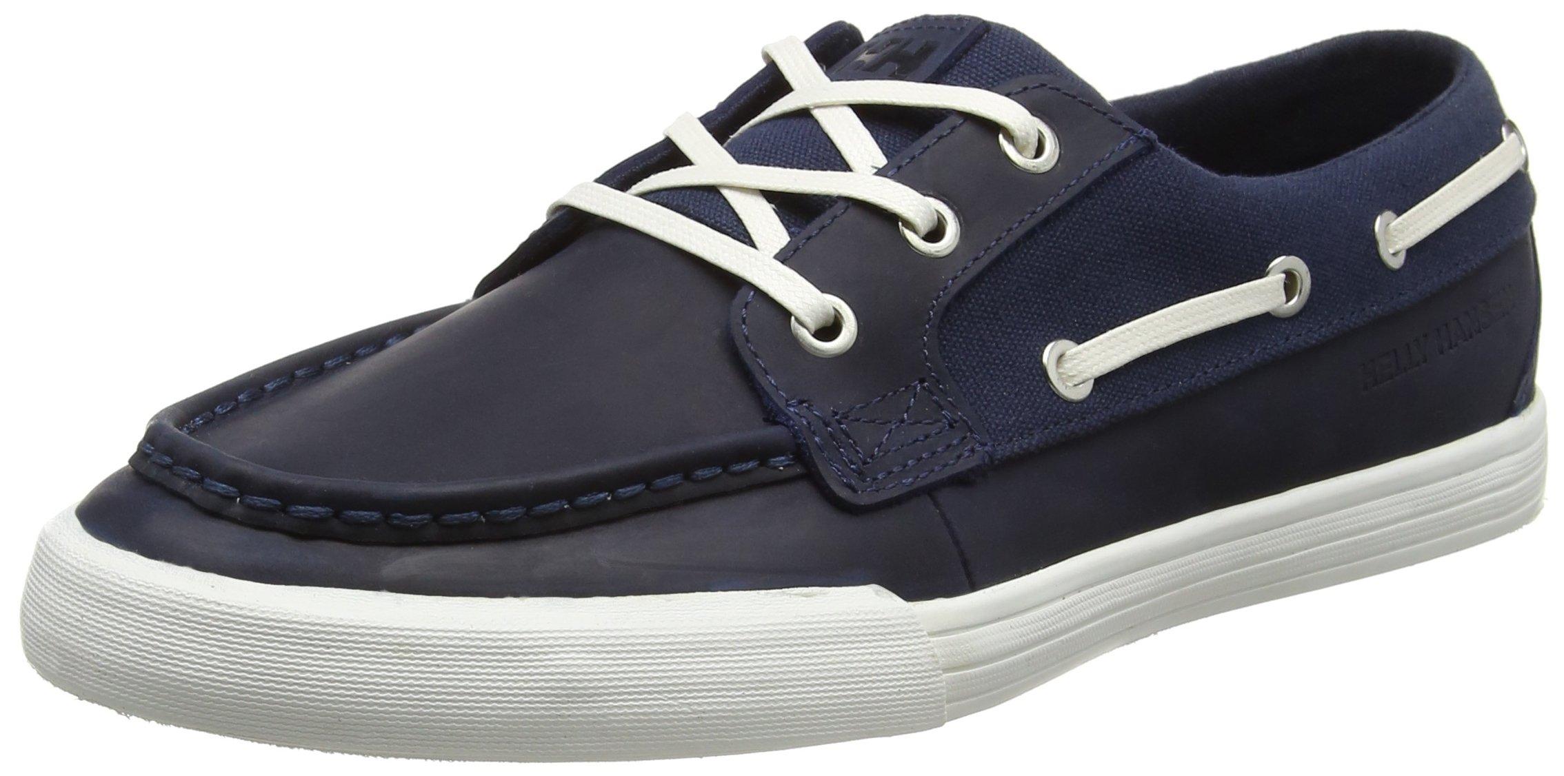 Helly Hansen Men's Framnes 2 Fashion Sneaker, Pabst/Navy/Off White, 9 by Helly-Hansen
