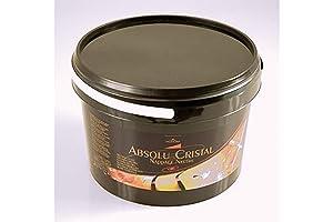 Valrhona Absolu Cristal Glaze - 1 pail - 11 lb