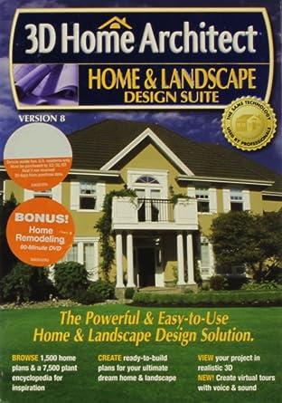 3DHOME Architect Design Suite 8 By Encore Software