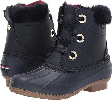 9fd9058a Amazon.com   Tommy Hilfiger Womens Ravino   Boots