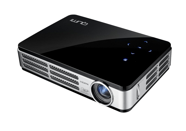 Vivitek Qumi Q2 - Proyector (3000 lúmenes ANSI, DLP, WXGA (1280x800), 30000 h, LED, 102.5 %) Negro: Amazon.es: Electrónica