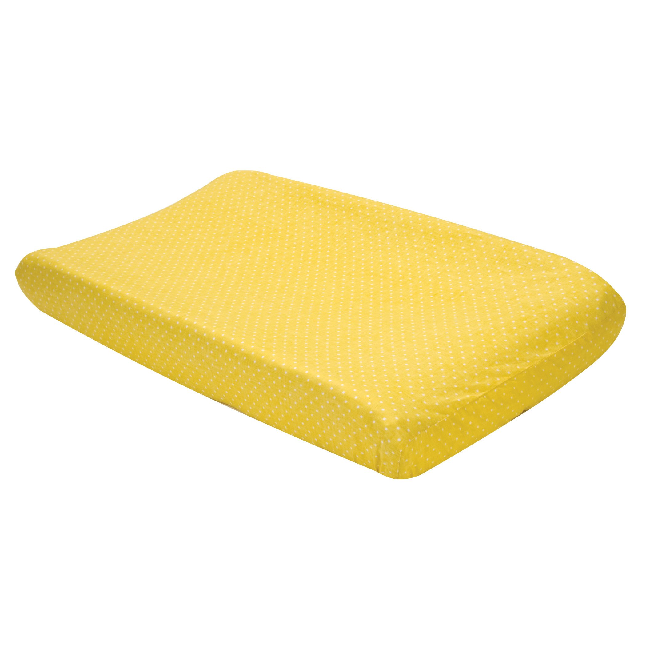 Trend Lab Changing Pad Cover, Hello Sunshine