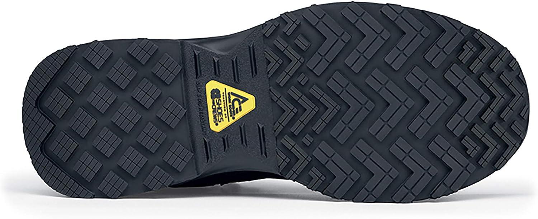 Shoes for Crews Women/'s Moxie Low Aluminum Toe Waterproof Shoes Size 8