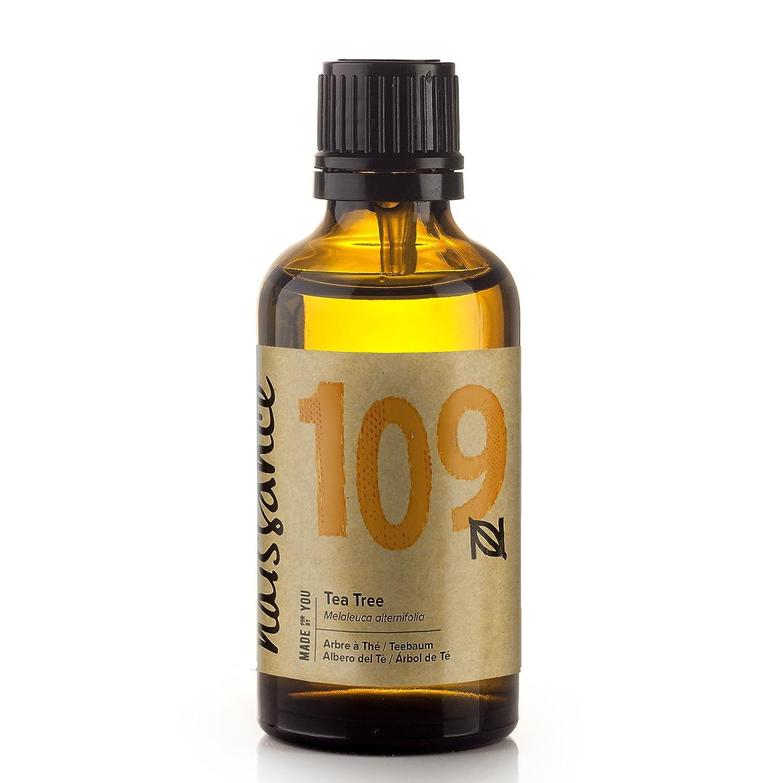prodotto olio essenziale di tea tree (albero del te)