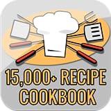 15,000+ Recipe Cookbook