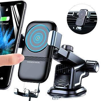 Handys & Telekommunikation Sonnig Qi Schnelle Drahtlose Ladegerät Für Iphone 8 X Xr Xs Max Qc3.0 10 W Schnelle Drahtlose Lade Für Samsung S10 S9 Hinweis 8 9 Usb Ladegerät Pad Neueste Mode Kabellose Ladegeräte