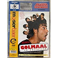 Golmaal - Fun Unlimited [Movie DVD]