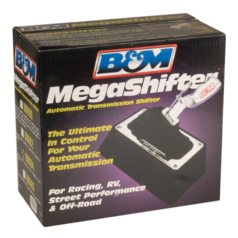 B/&M 80690 MegaShifter Automatic Shifter