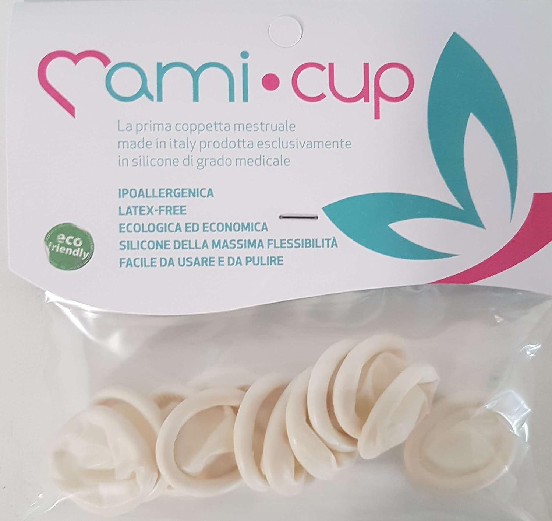 Madalu, mami cup - protectores de dedos para copa menstrual