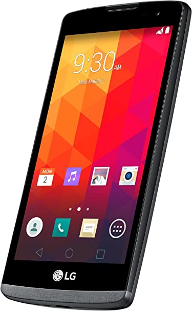 LG Leon H320 8GB Titanio - Smartphone (SIM única, Android ...