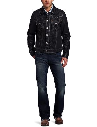9e9208397 Amazon.com  True Religion Men s Jimmy Super Jacket  Clothing
