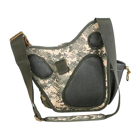 ef16c12bfa22 Amazon.com : Jili Online Comfortable Portable MOLLE Shoulder Bag ...