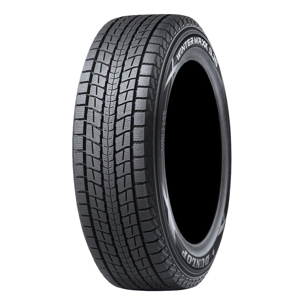 DUNLOP(ダンロップ) スタッドレスタイヤ WINTER MAXX SJ8 (ウィンターマックス) 225/55R19 B00FQ7CW6M