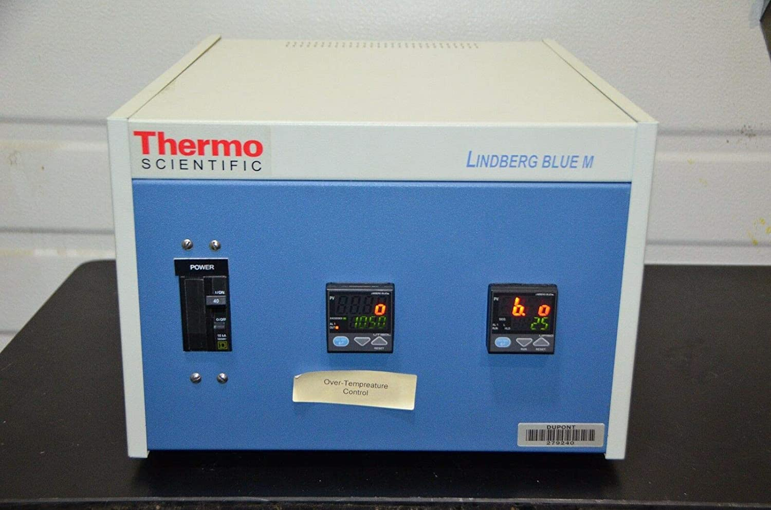 labtechsales Thermo Scientific Lindberg Blue M CC58114PBC-1 Furnace Controller 1200C OTC 240V