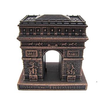 Bronze Metall Arc De Triomphe Sterben Anspitzer, Druckguss, Paris Frankreich  Souvenir Spielzeug