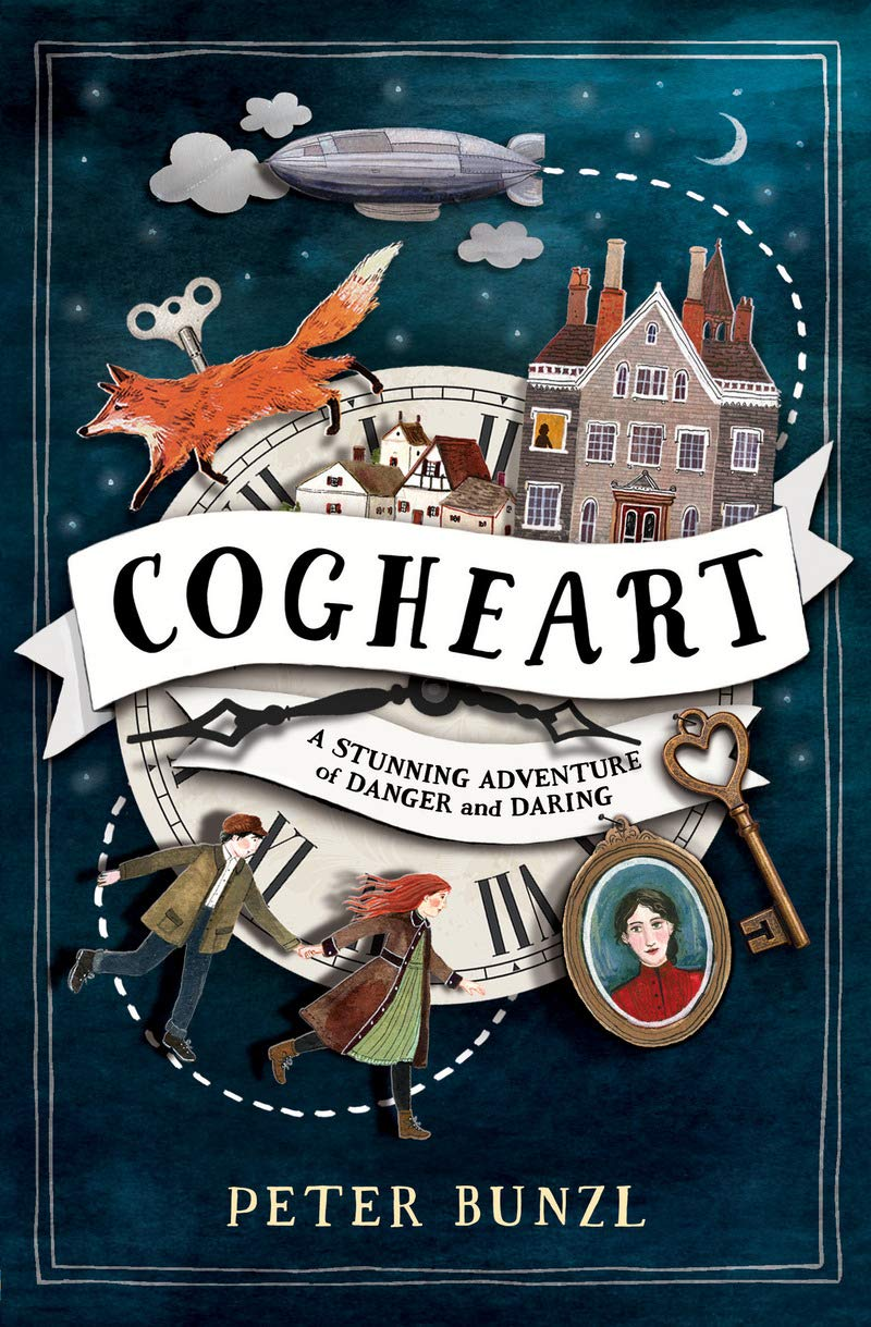 Image result for cogheart book