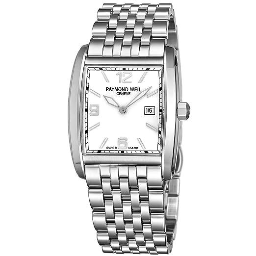 Raymond Weil Don Giovanni Cosi Grande Reloj de Hombre Cuarzo 9976-ST05997: Amazon.es: Relojes