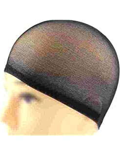 Redecilla de mujer para uso de pelucas (malla de red, 2 unidades)