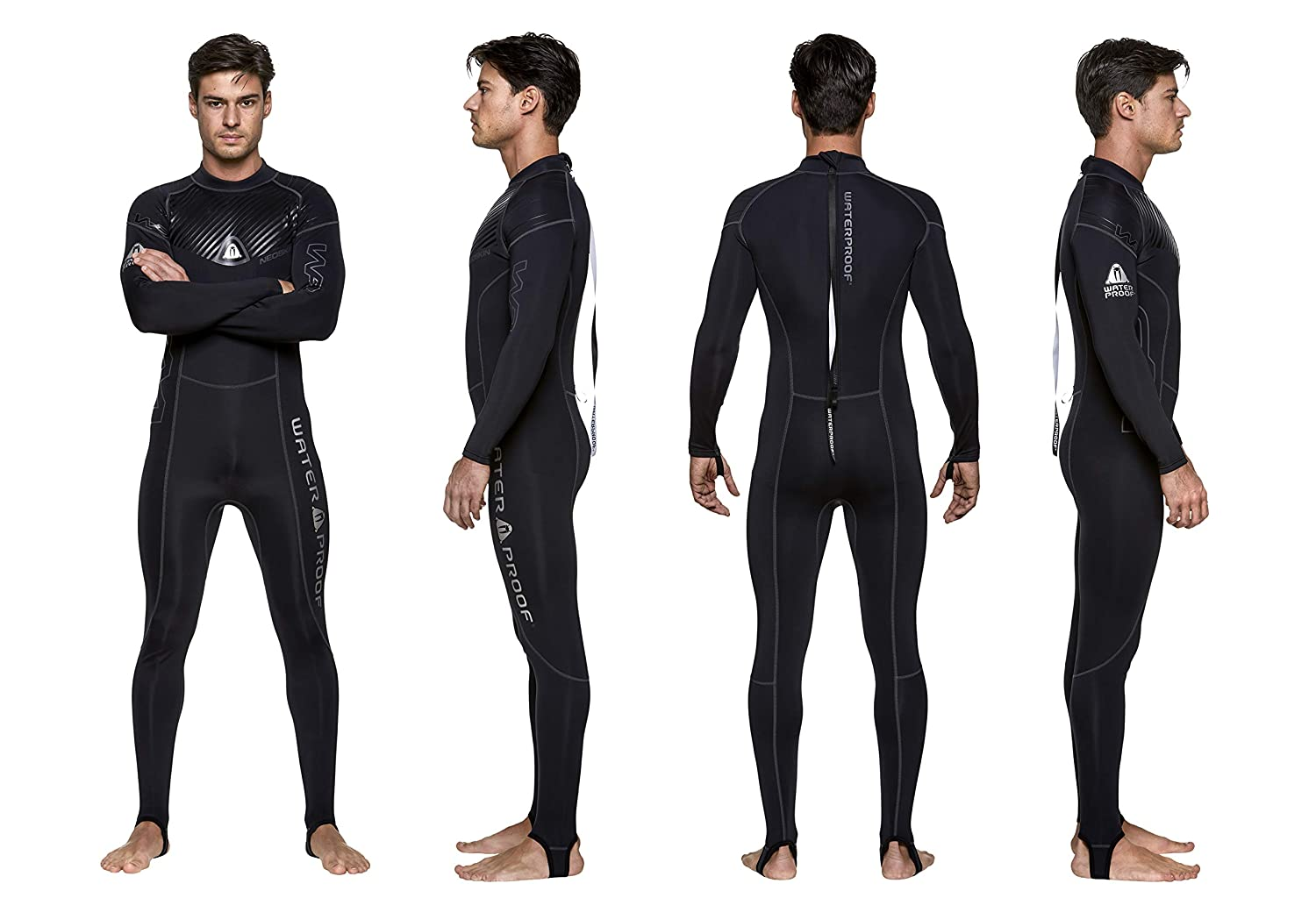7564bc52e6 Amazon.com   Waterproof Womens Neoskin 1.5mm Super Stretch Wetsuit   Sports    Outdoors
