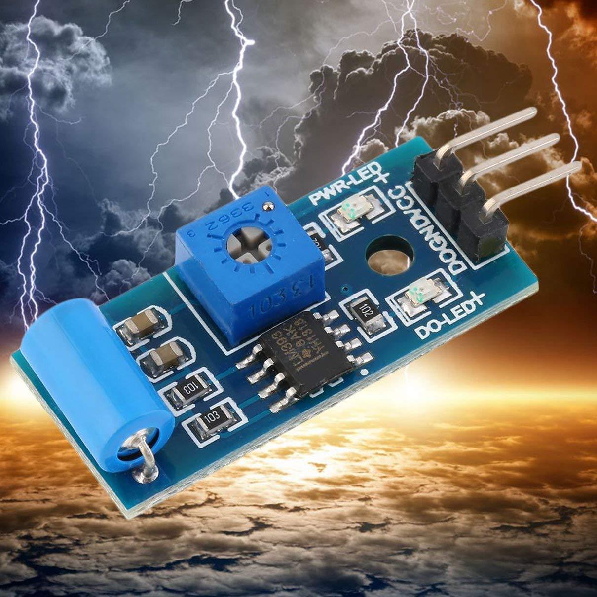 Tipo de alarma-420 SW 3.3V-5V del sensor 10pcs normalmente ...