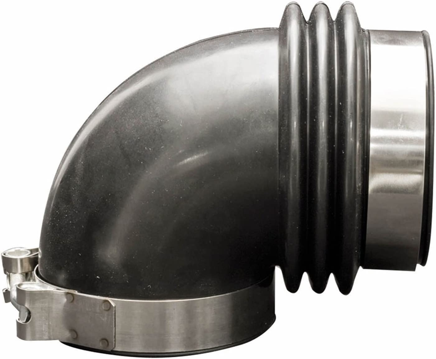 "pipe 8711 Spectre Attach To Tube 3/"" Air Intake Vacuum Sensor Adapter Kit"