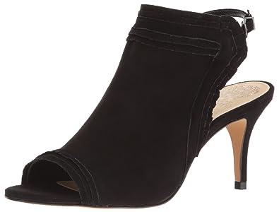 Vince Camuto Women's Prenda Dress Sandal, Black, ...