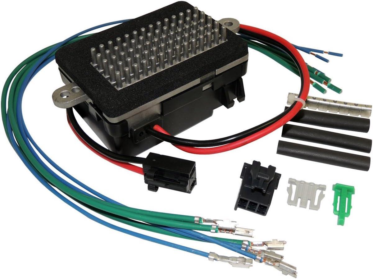 Kit resistencia Motor ventilador: Amazon.es: Coche y moto