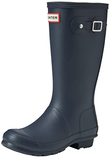 e09c6de5839 hunter Unisex Original Kids Wellington Boots