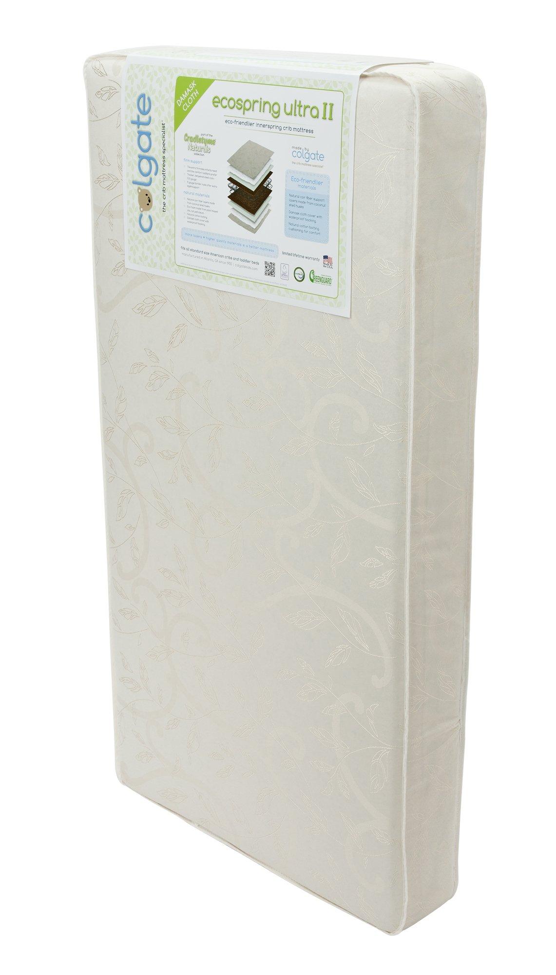 Amazon Com Organic Cotton Waterproof Fitted Crib Pad