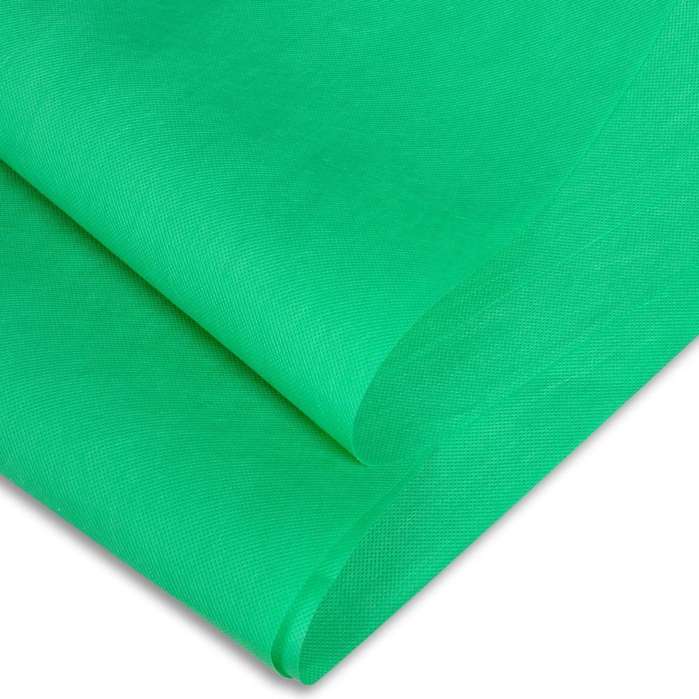 Fondale fondo fotogr/áfico de tela no tejida/ /verde croma idoneo para efectos 6//× 3/m Profesional para Studio Fotografico