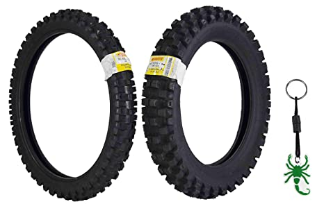 Amazon.com: Pirelli Scorpion MX32 Extra X Dirt Bike 80/100 ...
