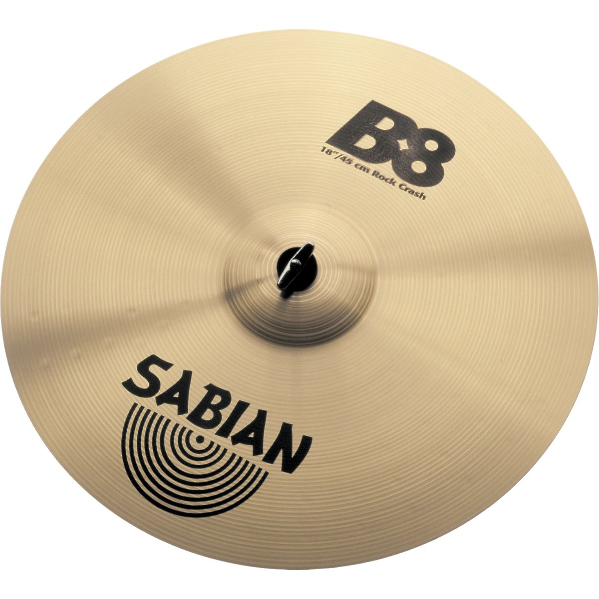 Sabian B8 18 Inch Rock Crash: Amazon ca: Musical Instruments, Stage