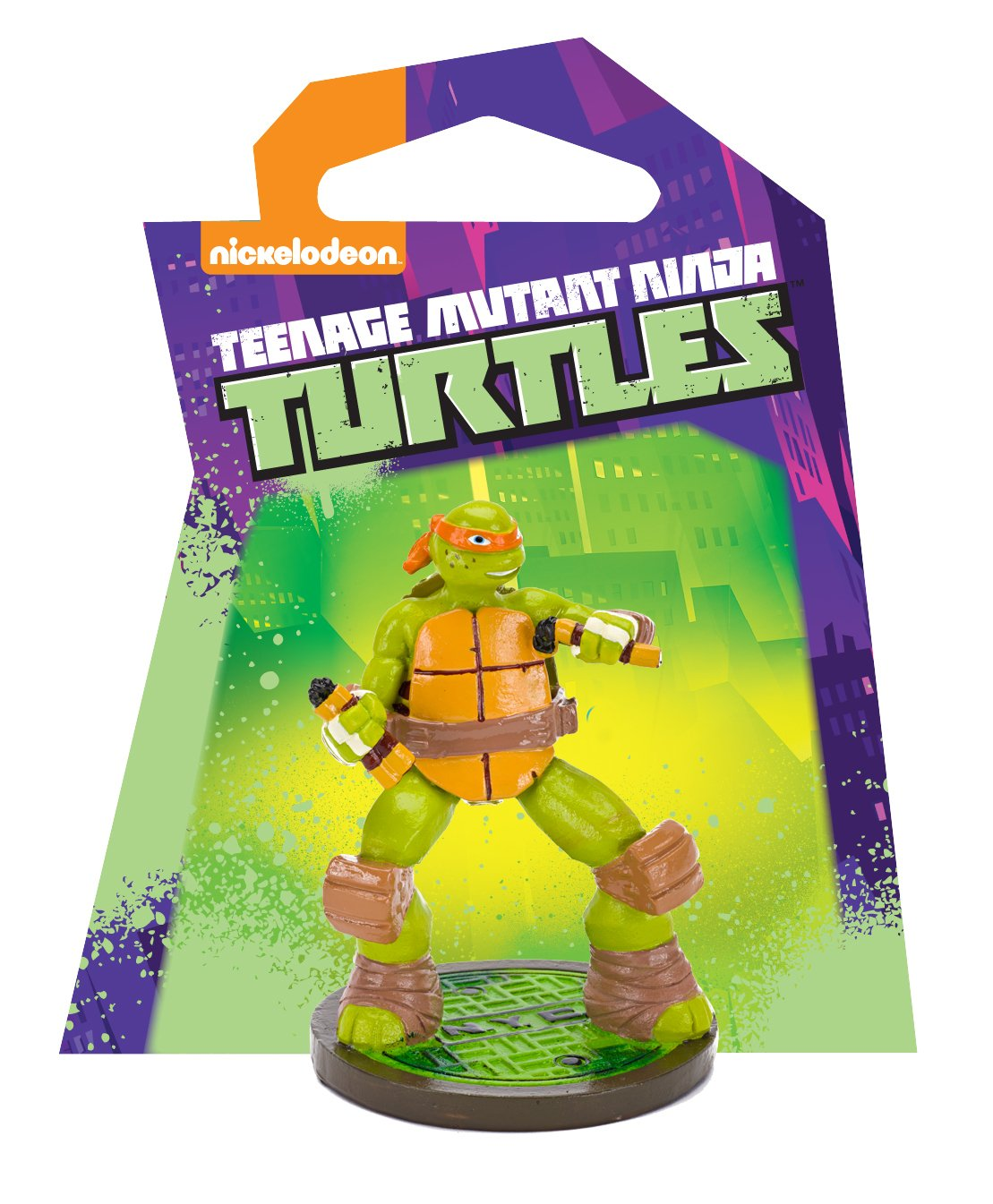 Penn-Plax Teenage Mutant Ninja Turtles Donatello Aquarium Ornament ...