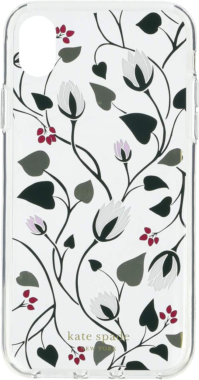 Amazon Com Kate Spade New York Deco Bloom Clear Phone Case For