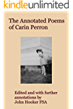The Annotated Poems of Carin Perron