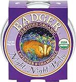 Badger Night Night Balm - 2 oz Tin