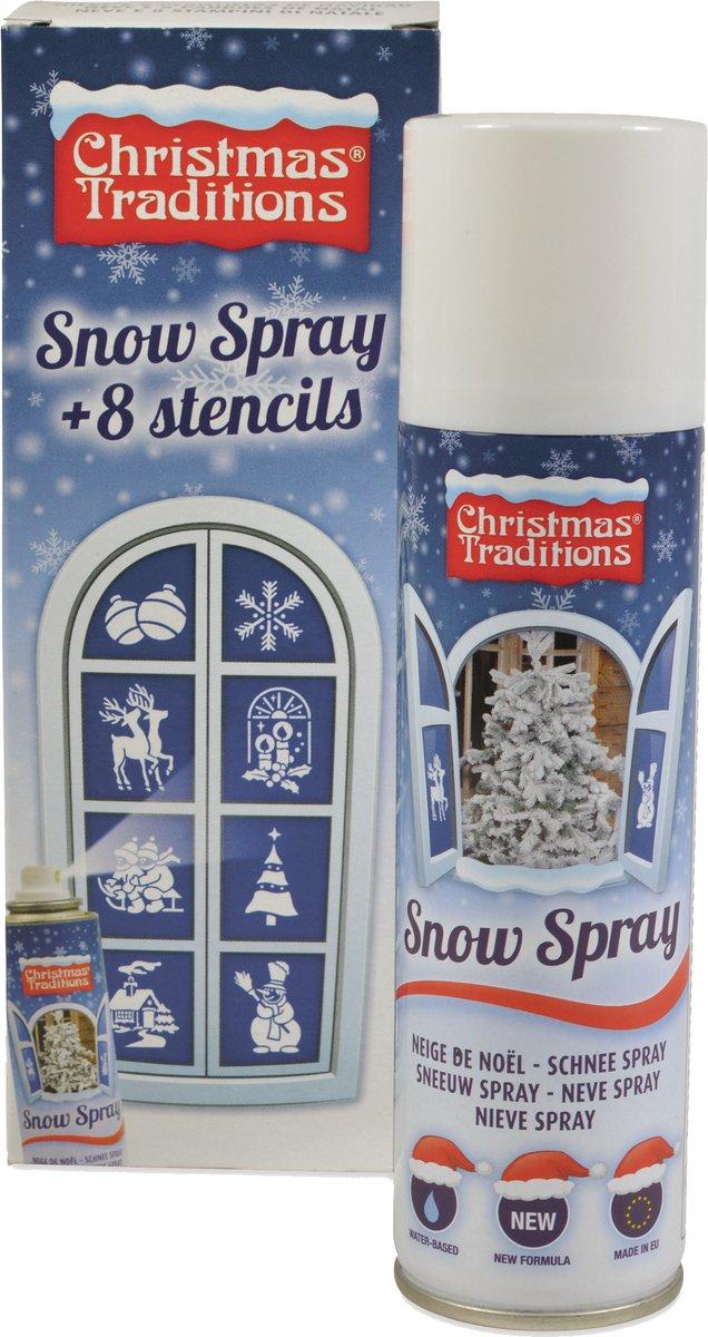 Idena - 8580372 Neve Spray 150 ml Giocoplast Natale_9494