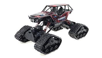 Maßst RTR Rot RC Auto Crazy Crawler mit Allradantrieb 4WD Blau 1:10 Grün