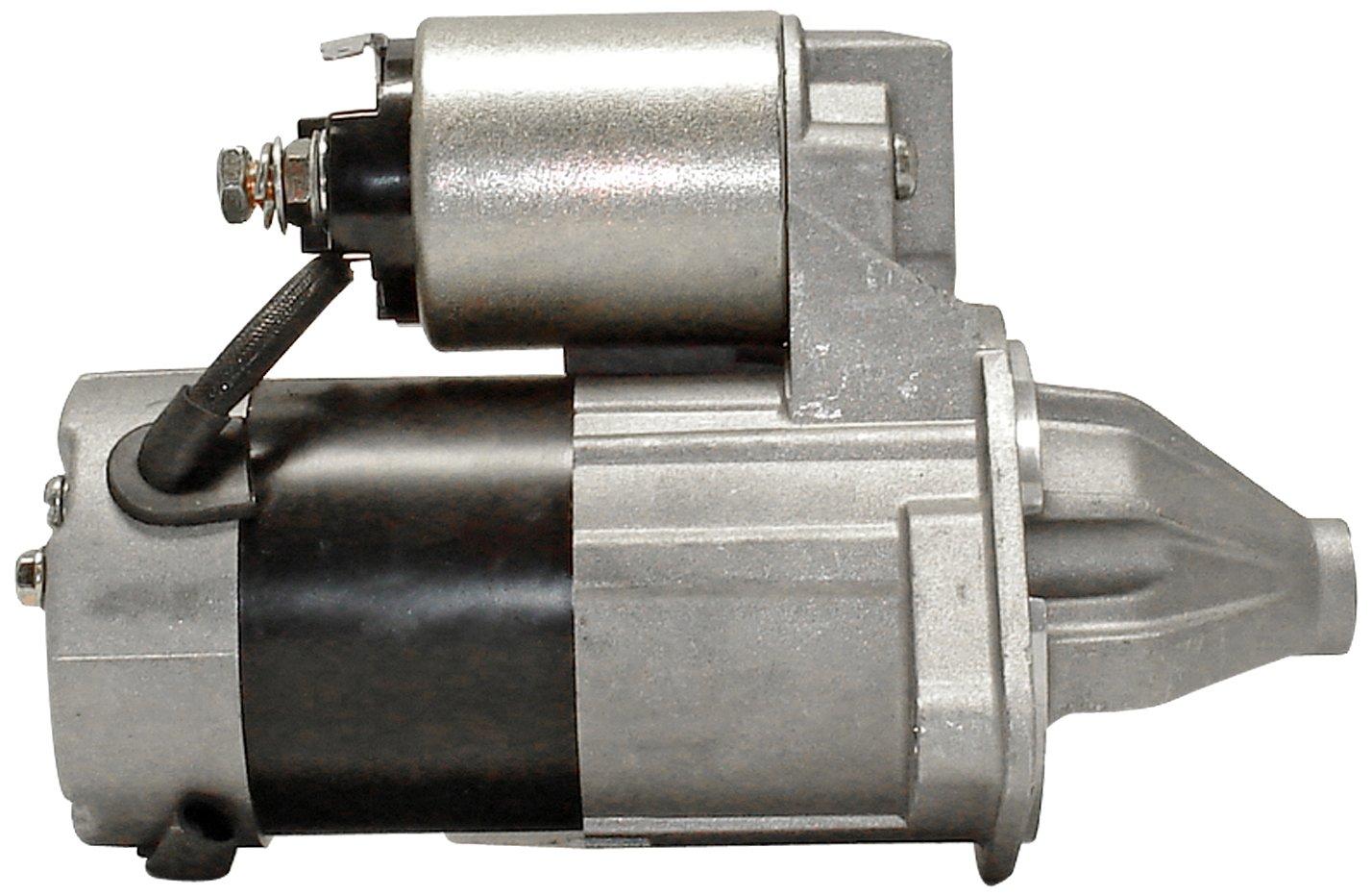 Quality-Built 12424 Premium Import Starter Remanufactured 12424-QBE