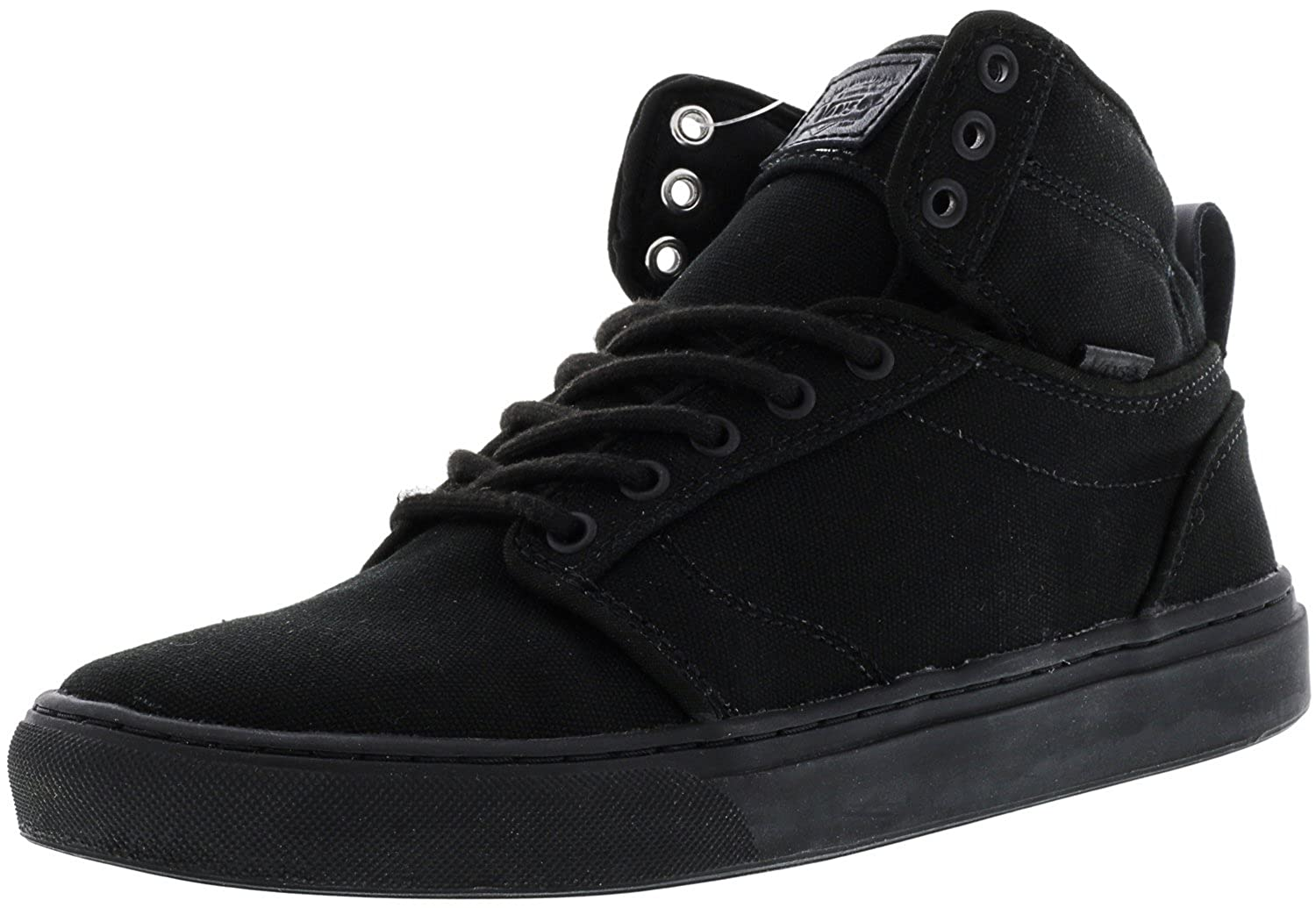 720746169b Vans Men s Alomar Skate Shoes (Heavy Can) Black Black M9.5  Buy Online at  Low Prices in India - Amazon.in