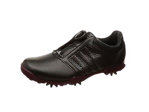 wholesale dealer 37613 7872d adidas W Adipure BOA, Chaussures de Golf Femme, Noir (Black F33641),